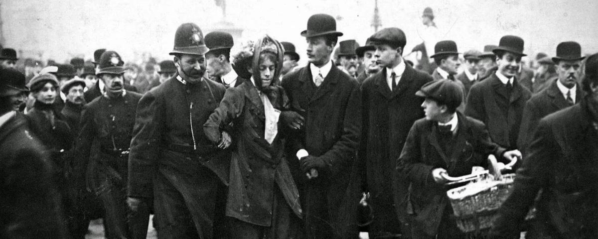 Mujeres en el siglo XX